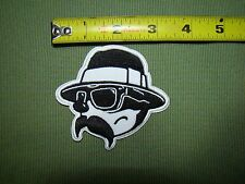 Felix the cat patch cholo Lowrider jacket patch hat patch felix patch lowrider