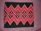 829  Beautiful Vintage Hand Embroidered Pillow Case   18 15 46cm 39cm