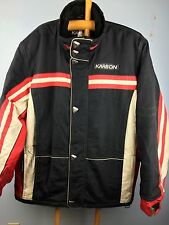 Mens L Karbon Ski Snowboard Jacket Coat Heavy Winter Insulated Thermolite Rain