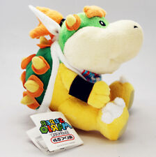 Super Mario Bowser Jr. Koopa 7 Inch Plush Doll Stuffed Toy Collectible Gift