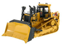 DM CAT D10T2 Caterpillar 85927 1/50 Diecast Dozer Track Tractor Engineering Car