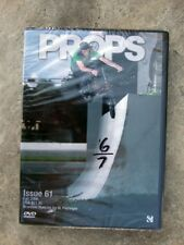 Props Issue 61 Bmx Bicycle - 1 Dvd Video