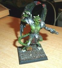 "Warhammer 40k / Fantasy 1 METAL Deamons of Chaos Demon Prince NICELY PAINTED  ""B"