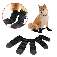 Pet Dog Knee Pads Large Dog Support Ankle Brace XS-XXL BLACK