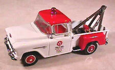 1955 Chevrolet 3100 US Olympic Team Commemorative Tow Truck, 1/43 Scale Diecast