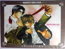Naduki Koujima Collection Art Print Horizontal Poster Anime MINT
