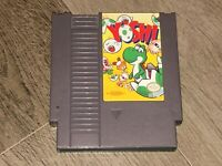 Yoshi Nintendo Nes Cleaned & Tested Authentic