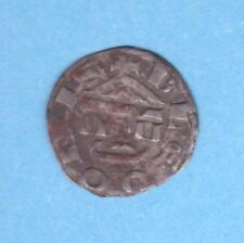 (MD.10)CAROLINGIENS CHARLES III LE SIMPLE (898-923) DENIER DE BLAINVILLE (RRR)
