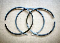 """BSA BANTAM D5/D7 PISTON RINGS (SET OF 3) O/S +060""""- BEST QUALITY NOW AVAILABLE!"""