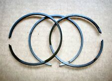 "BSA BANTAM D5/D7 PISTON RINGS (SET OF 3) O/S +060""- BEST QUALITY! E208"