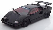 GT Spirit 1983 Lamborghini Countach Twin Turbo Koenig Specials Black LE 504 1/18