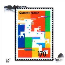 Korea Dragon Stamp 2000 (UNC) 全新 2000年 韩国邮票 龙年邮票