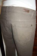 Pantalon coton marron épais  Taille basse COMPTOIR DES COTONNIERS 40 w30  ET37