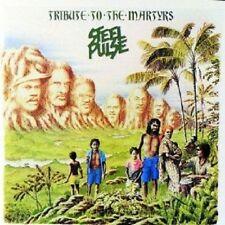 STEEL PULSE - TRIBUTE TO THE MARTYRS  CD  8 TRACKS REGGAE / ROCK / POP  NEU