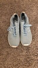 Adidas Men's Shoe Size 11.5 Worm Only Once. Super Clean, Baby Blue Color.