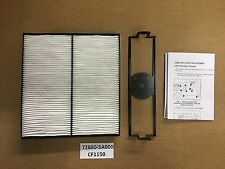 OE Replacement Subaru Forester Cabin Air Filter W/Instruction 72880-SA000 CF1150
