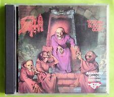 DEATH SCREAM BLOODY GORE CD. ARMANDO CURCIO EDITORE 1993. RARE ITALIAN PRESS