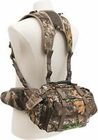 Camo Fanny Pack Hunting Realtree Camping Harness Belt Bag Turkey Waist Outdoor