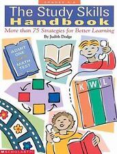 The Study Skills Handbook (Grades 4-8)-ExLibrary