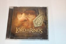 The Lord of the Rings: The Return of the King CD
