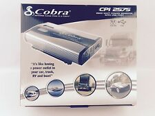 NEW COBRA CPI2575 2500 - 5000 Watt Power Inverter Car 12V DC to 120V AC w/ USB