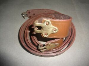 US 1918 Leather Sling Reproduction G746