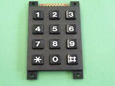 12 key 3x4 Matrix 0-9 *# keyboard keypad data entry gp and adrino Button EV07