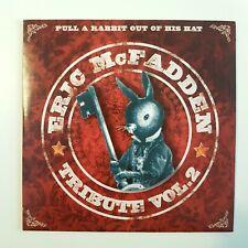 ERIC McFADDEN - TRIBUTE #2 : BOWIE, PJ HARVEY, LED ZEPPELIN.. ♦ CD ALBUM PROMO ♦