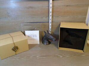 Pottery Barn Sculptural Horse Head Bottle Opener NEW