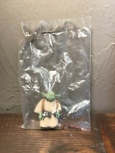 Star Wars Yoda Complete Sealed Bag RARE