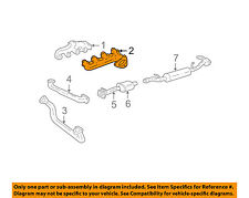 GM OEM-Exhaust Manifold 12557359