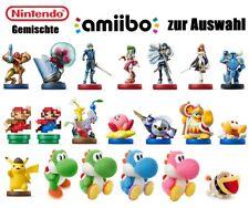 Misti amiibo/personaggi selezione/USATI/Nintendo switch 3ds Wii U
