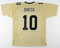 Tre'Quan Smith Autographed/Signed Jersey JSA COA New Orleans Saints Trequan