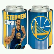 STEPHEN CURRY GOLDEN STATE WARRIORS CAN BOTTLE COOZIE KOOZIE COOLER