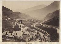 Città per Identificare Modulor? Albumina Vintage Albume D'Uovo Ca 1880