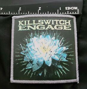 Killswitch Engage Vinyl Patch Metalcore Metal Hardcore Band Rock Square 2004