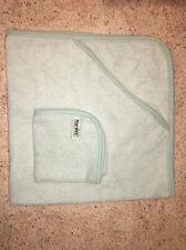 Norwex Baby Hooded Towel Set- Microfiber Towel & Washcloth- New