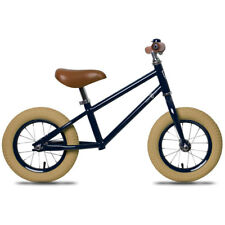Rebel Kidz Lernlaufrad Air Classic Boy 12,5Zoll Stahl Classic grau blau Fahrrad