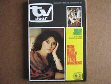 TV JOUR 79/37 (12/9/79) ROGER MOORE JAMES BOND BREILLAT
