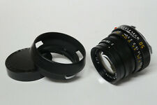 Leica / Leitz Summicron M 2,0 / 50 mm  Objektiv gebraucht E39 Germany #3542270