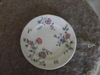 Laura Ashley Chinese Silk bread plate 4 available