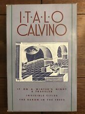 Italo Calvino - 3 Volume Box Set - Baron in the Trees, Invisible Cities, If on a
