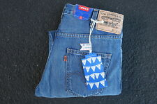 NEW NWT Levis 606 Big E Orange Tab Denim Jeans Size 30 LVC 501 Redline Selvedge