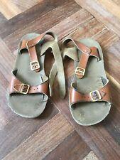 Saltwater sandals Tan UK size 13 ( Saltwater Size 1 )