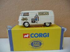 CORGI 1/43 COMBI VOLKSWAGEN NESCAFE  en boite