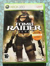 XBox 360 - Tomb Raider underworld