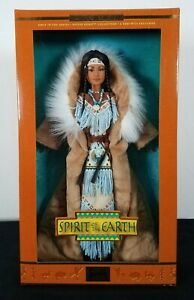 Spirit of the Earth 2001 Barbie Doll - Native Spirit Collection - NRFB