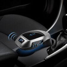 X5 bluetooth kit voiture MP3 sans fil fm transmetteur usb sd lcd chargeur mains libres