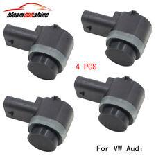 4pcs 3C0919275S PDC Parking Sensor Fit Golf MK6 AUDI VW Passat B7 1S0919275