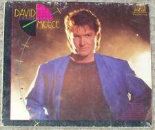 David Meece ~ CHRONOLOGY ~~ 1986 ~~ ORIGINAL Digipak CD